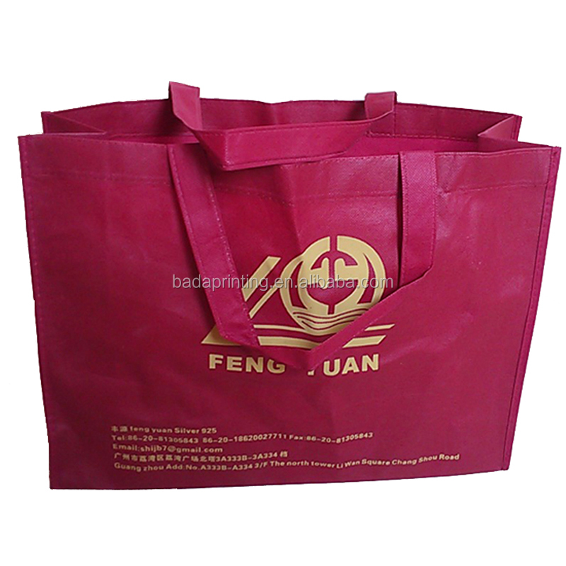 non woven carry bags fashion non woven shoulder bag tnt shopper bag