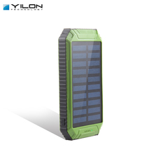 Best Solar Power Bank with LED Light for Phones