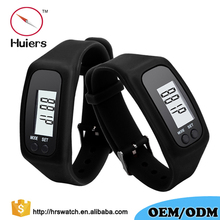 Health assistant cheap pedometer wristbands for promotion
