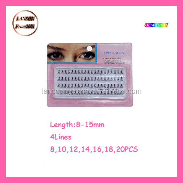 Hot <strong>selling</strong> private label natural eyelashes/wholesale cheap eyelash extension flare lashes