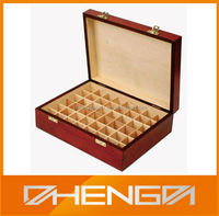 High Quality Customized Made-In-China Guangzhou Factory Wooden Essential Oil Spice Box(ZDL-WB93)