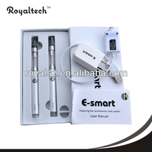 Refillable e-smart vaporizer e cigarette, kanger electronic cigarette vs kangertech subox mini/nano kit