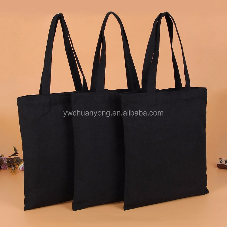 Custom Logo Eco Friendly Promotion Cheap Foldable Cotton Canvas Shopping Tote Bag