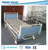 AYR-6559 4 Crank Pediatric Bed Hospital Equipment And Furniture