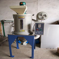 Floating fish feed pellet drying machine