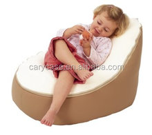 safety zip Elder children bean bag chair