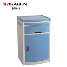 DW-31 ABS Hospital standard bedside table medical cabinet