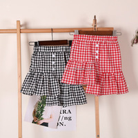 Factory Price Kid Girl Mini Skirt
