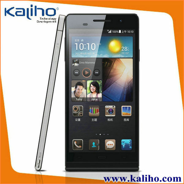 6 inch quad core phone MTK6589T 1.5GHZ ultra slim android 4.2 2G/32G