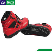 waterproof leather ladies red motorcycle shoes motorbike riding racing boots for women