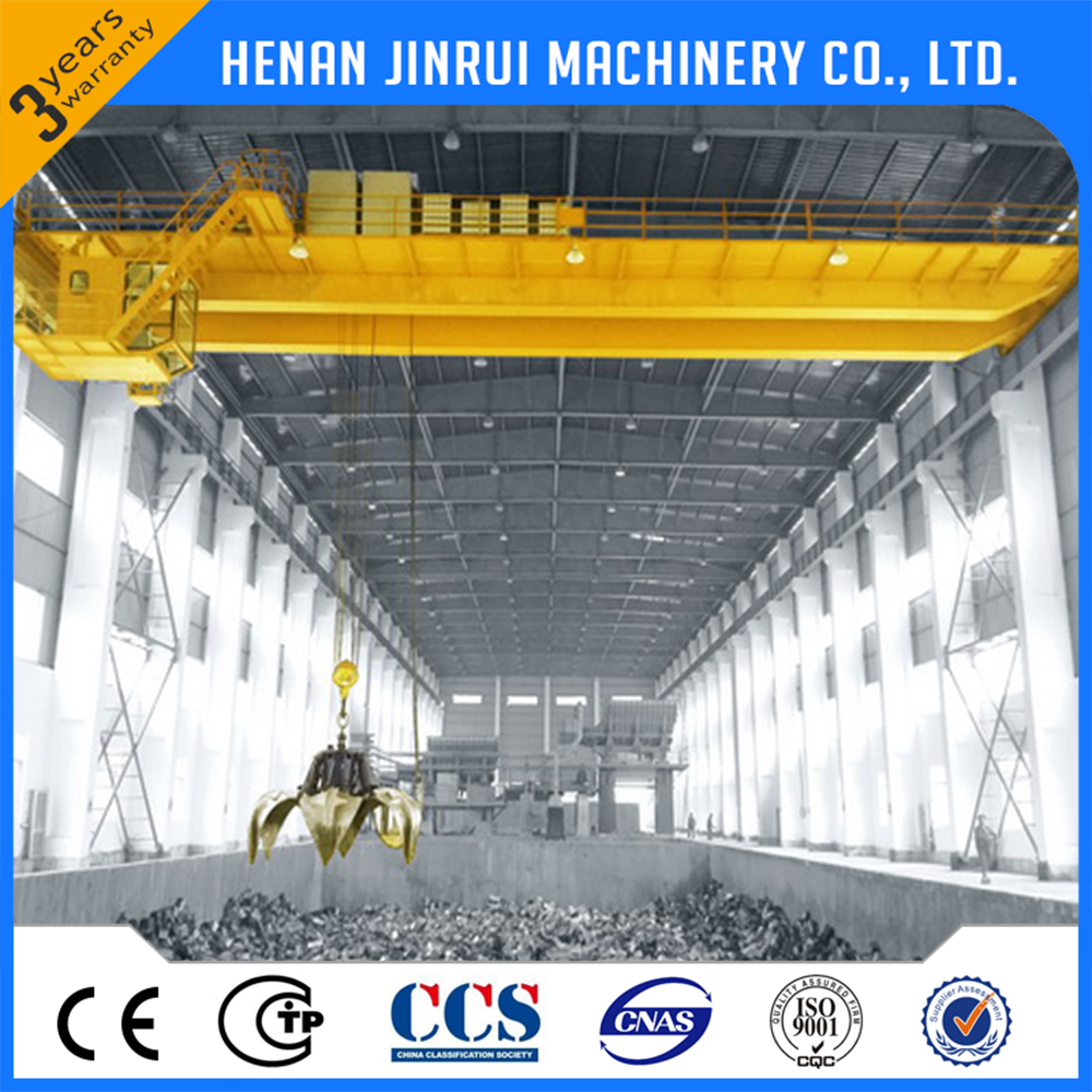 Electric Hoist Crane 5 Ton Travelling Mobile Bridge Crane Overhead Crane Inspection Checklist