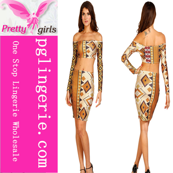 Cute Leopard Print Dresses,Batik Print Dress,Plus Size Apparel