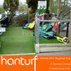 4 tone color 25mm landscaping & decorative grass