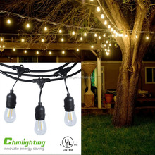 Indoor and outdoor Christmas decoration led string light, waterproof led bulb