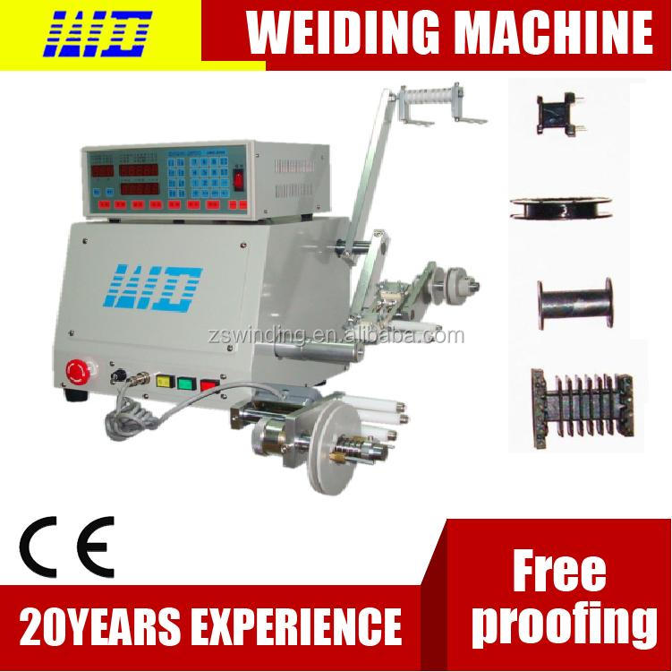 Lowest price from China WD brand model WDTX-01 coil winding machine