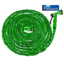 2017 25ft, 50ft, 75ft x 100FT flexible hose / expandable garden hose /water magic hose with sprayer