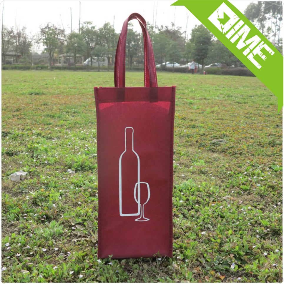 Business Wholesale Elegance PP Non Woven Wine Bag