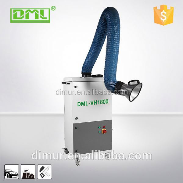 factory sale harmful air purifying solder extractor welding fume collector