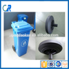 High quality solid tyre wheel,Solid rubber wheel,Cart wheel solid rubber tires