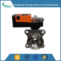 4 inch Two-Way Motorized Valve