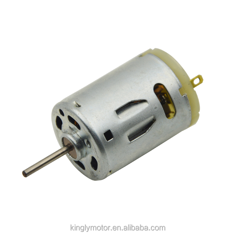 micro high speed Drill usage RS-380 brush dc motor