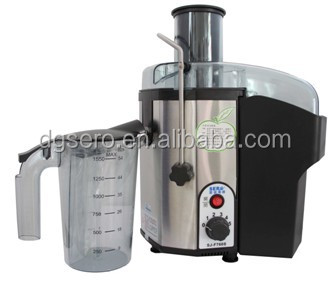 2016 NEW DESIGN 850W commercial kitchen appliance Professional Juice extractor