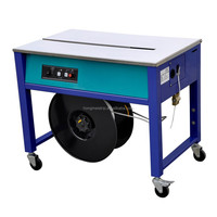 High Table Semi automatic electric strapping machine