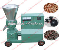 High Efficient Small Flat-die Clean Burn Wood Pellets