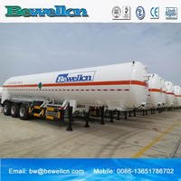 21000L Liquid Argon Semi Trailer