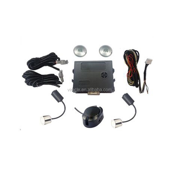 Hot Sales Ultrasonic Blind Spot Assist System with Buzzer or LED Display
