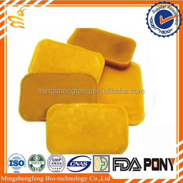 Factory price China honey bee wax/top quality pure beeswax bar for sale