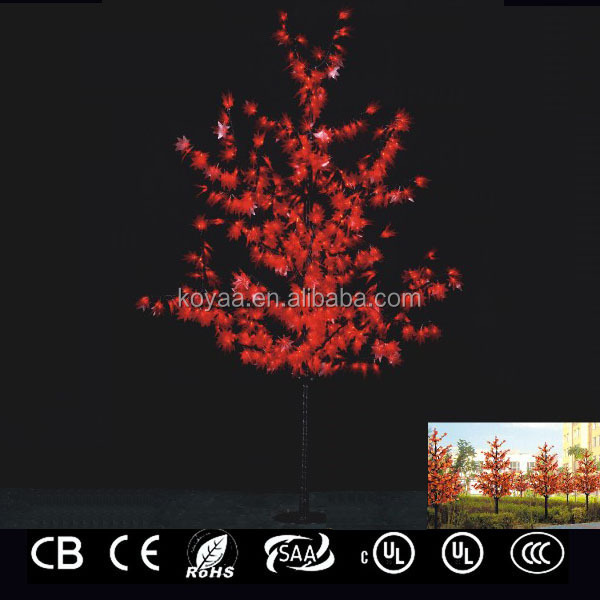 1.9m Christmas led MAPLE tree light ZX-864