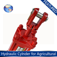 Agricultural high-performance hydraulic cylinder