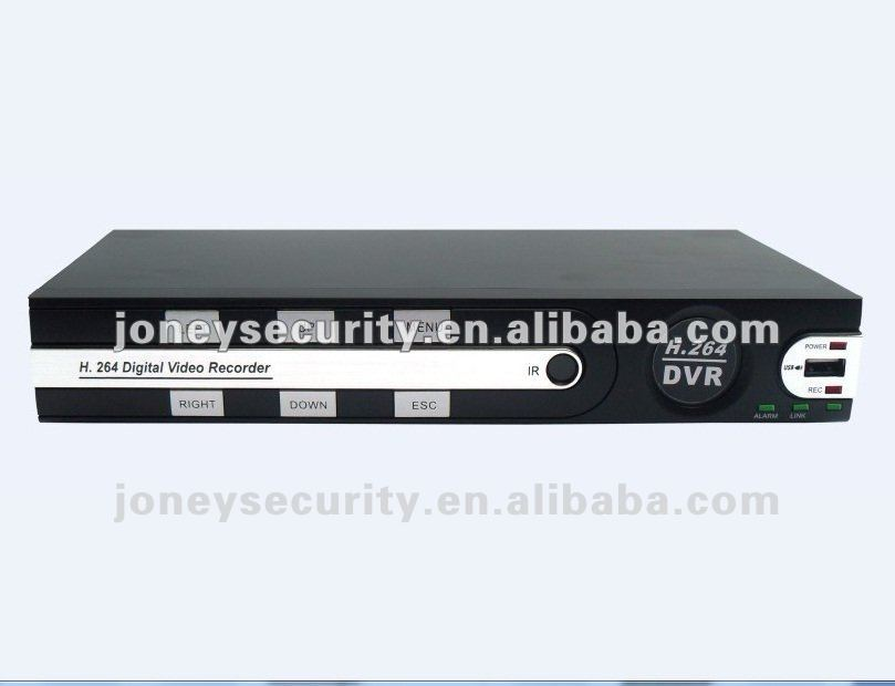 h.264 network standalone dvr 4 channel