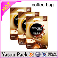 Yason Coffee Bags/Tea Bags/Flexographic Printed Pouches