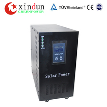 T series 96v 50a hot sale 5000w solar hybrid inverter with controller charger