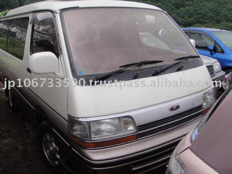 Used TOYOTA HIACEWAGON S custom LTD