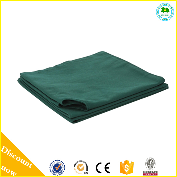 2015 Good Quality Blue Cotton Operation Towel for Patient