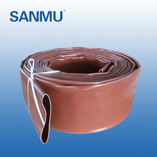 SANMU professional factory supplier pvc fire agriculture irrigation hose