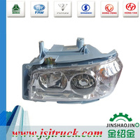 HOWO left and right headlight WG9719720001/2