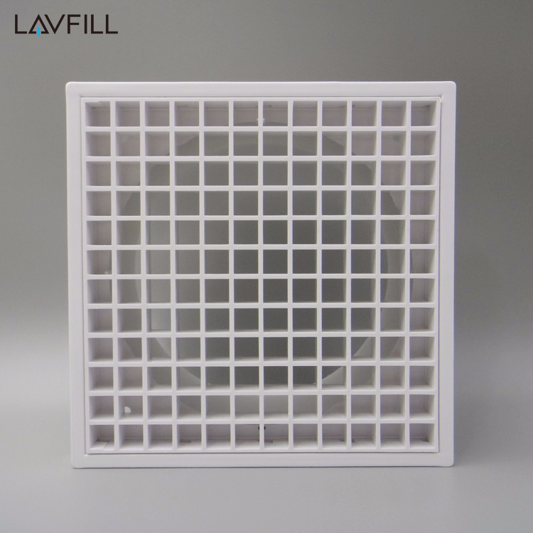 Fan Plastic Grill Bathroom Exhaust Fan Grills Square Ventilation Grilles