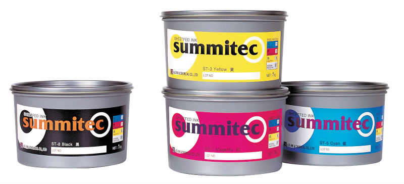Sheetfed Offset Ink, printing ink