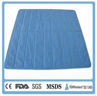 blue pet cool gel pad ice cold mat
