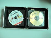 ABS CD case RZ-CDX-12 for 32 cds