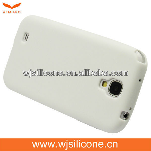 Cheap new design mobile phone case for samsung s4 silicone case