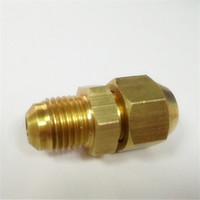 Copper fittings water nozzle swivel for mould parts