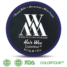 Aluminum box OEM hair styling wax