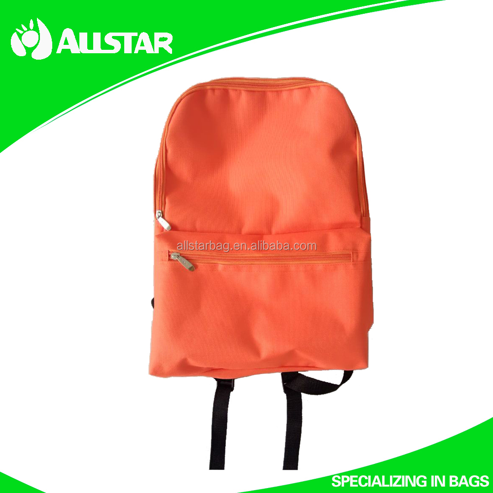 polyester sample sports backpack