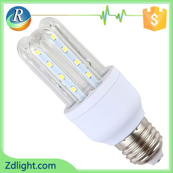3U shape led energy saving light