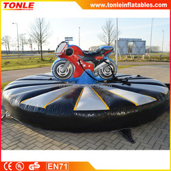 Most popular Inflatable rodeo pull-ridding motorcycle for sale
